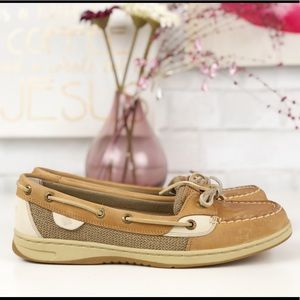 Sperry NWOT Top-Sider Angelfish Boat Shoe Size 9.5